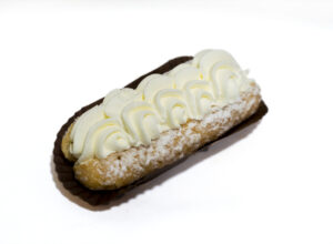 Eclair chantilly (individuel)