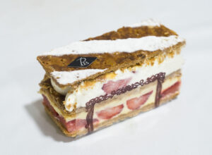Millefeuille Praliné (individuel)