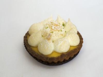 Tarte citron meringuee (individuel)