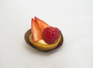 Tarte fraises framboises (reduits)
