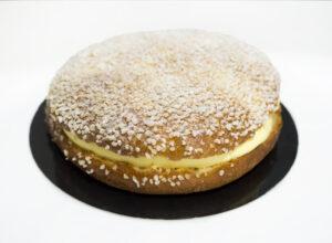 Tropezienne sucre (entremet)