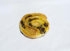 mini pain aux raisins
